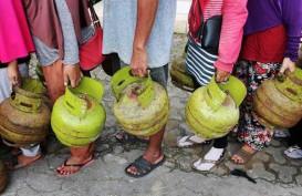 Puncak Konsumsi LPG 3 Kg di Sumbagsel Terjadi Pada 1 Juni 2019