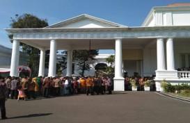 Ingin Temui Jokowi, Para Pejabat Negara Antre dan 'Serbu' Istana