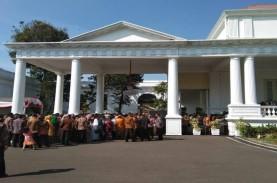 Ingin Temui Jokowi, Para Pejabat Negara Antre dan…
