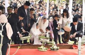 Ucapan Terima Kasih dari AHY dan Ibas untuk Jokowi
