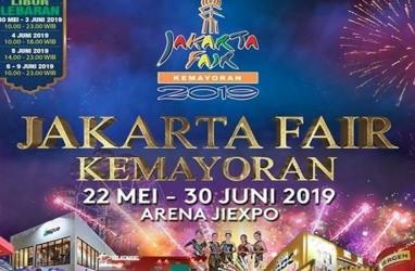 Cara Murah Dapatkan Tiket Masuk Setengah Harga Jakarta Fair 2019