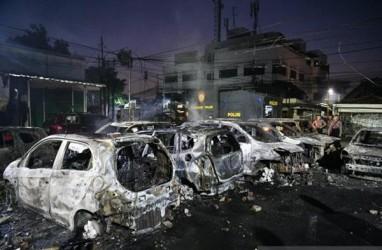 Tim Internal Polri Usut Kerusuhan 21-22 Mei