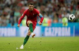 Tendangan Bebas Ronaldo Kembali Bertaji