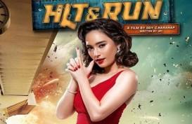 Wow, Video Tatjana Saphira Lakukan Tendangan Tornado di Film 'Hit & Run'
