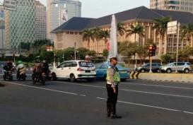 Lebaran Kedua, Arus Lalu Lintas di Jakarta Ramai Lancar