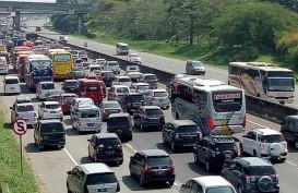 Besok, One Way di Tol Trans-Jawa untuk Arus Balik Dimulai