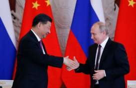 Kian Erat, China-Rusia Jalin Sejumlah Kerja Sama Strategis