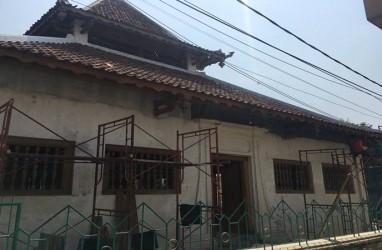 Mengembalikan Kejayaan Masjid Angke Lewat Restorasi