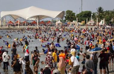 Pengunjung Ancol Tembus 90.000 Orang pada Hari Kedua Lebaran