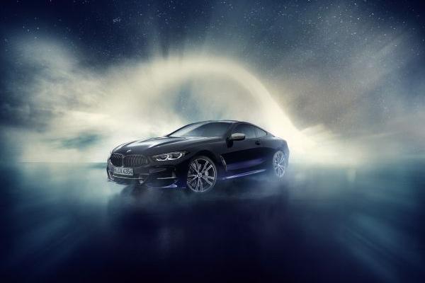 BMW Individual M850i xDrive Coup Night Sky.  - BMW