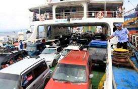 Terbawa Arus, KMP Persada Mutiara II Kandas di Dekat Pelabuhan Bakauheni