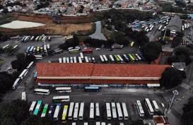 H+2 Lebaran, Terminal Kampung Rambutan Masih Lengang