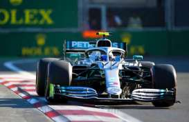 Mercedes Boyong Mesin Baru ke GP Kanada