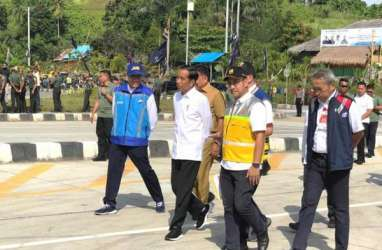 Tol Manado-Bitung : Target Operasional Seksi IA Oktober 2019