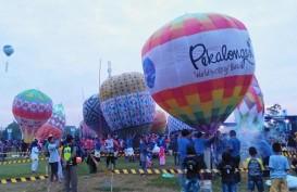 Balon Udara Ganggu Penerbangan, Ini Penjelasan Pilot
