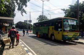 Arus Mudik Keluar Jakarta Masih Berlangsung