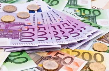 Penguatan Euro Belum Konsisten