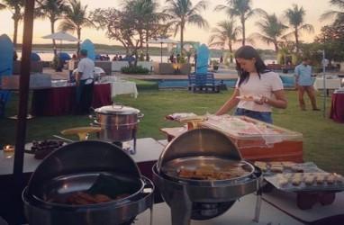 Wisata Kuliner Lebaran dengan All You Can Eat Beach Barbeque di Ancol