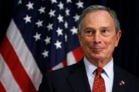 Michael Bloomberg Relakan Rp7,1 Miliar untuk Tutup…