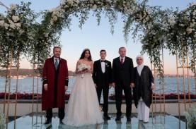 Mesut Ozil Menikah, Presiden Erdogan Jadi Pendamping…