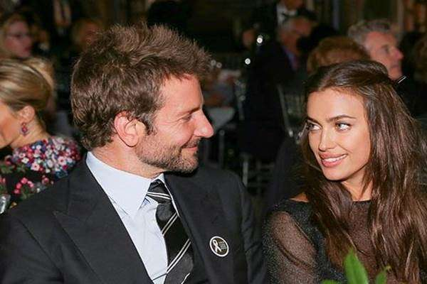 Bradley Cooper dan Irina Shayk - hellomagazine.com