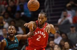 Bekuk Warriors, Toronto Raptors di Ambang Juara
