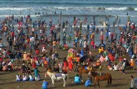 Libur Lebaran 2019, 1 Juta Pengunjung Padati Kawasan Pangandaran
