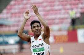 Cedera, Zohri Batal Bela Indonesia di Asian Grand Prix 2019