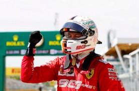 KUALIFIKASI GP KANADA : Vettel Kunci