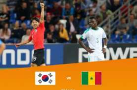 Hasil Piala Dunia U-20: Kalahkan Senegal, Korsel ke…