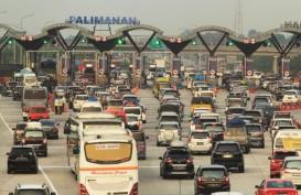 Arus Balik Lebaran : Kendaraan Antre Hingga 2 KM di Gerbang Tol Palimanan, Minggu Siang