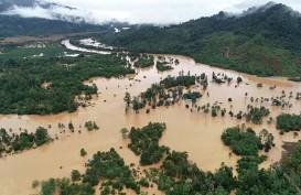 Akses ke Indonesia Morowali Industrial Park Terisolasi Dampak Banjir