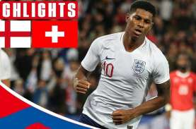 UEFA Nations League: Inggris Tekuk Swiss 6-5 Lewat…