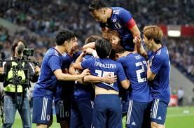 Hasil Uji Coba Copa America, Jepang Libas El Salvador