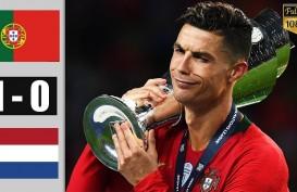 UEFA Nations League: Portugal Juara, Tekuk Belanda 1-0. Ini Videonya