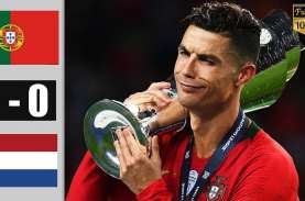 UEFA Nations League: Portugal Juara, Tekuk Belanda…