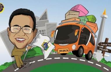 PROGRAM MUDIK GRATIS : Dishub DKI Jakarta Klarifikasi Anggaran