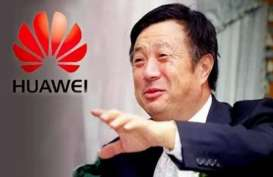 Perang Dagang AS-China, Potret Pendiri Huawei, dan Taksi