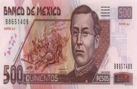Trump Tangguhkan Tarif, Nilai Tukar Peso Meksiko Menguat