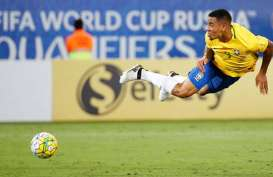 Uji Coba Copa America : Brasil Lumat Habis Honduras, Kolombia Menang Telak