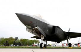 Pesawat Tempur F-35 Jepang Diduga Jatuh karena Pilot Vertigo