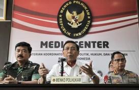 Wiranto Minta Polisi Selesaikan Kerusuhan 21-22 Mei
