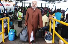 Sebanyak 4.796 Orang Tinggalkan Dumai via Pelabuhan Hingga H+4