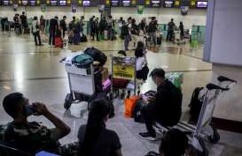 Arus Balik Penumpang di Bandara Juanda Turun 9 % padaH+3 Lebaran