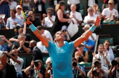 12 Kali Juara di Roland Garros, Nadal Disambut Para Pesohor di Medsos