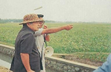 Warisan Swasembada Pangan Pak Harto Membuat Indonesia Berdaulat