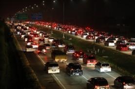 Regulasi One Way Tahun Depan, Setop di Bahu Jalan…