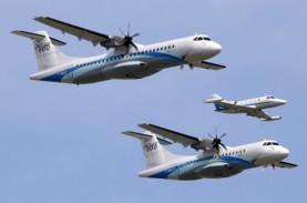 Hingga H+4 Lebaran, Extra Flight Turun 44,12%