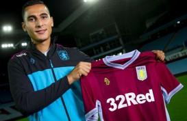 Aston Villa Permanenkan Pemain Timnas Belanda Anwar El Ghazi