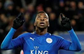 Striker Leicester Iheanacho Terbuang dari Timnas Nigeria untuk Piala Afrika